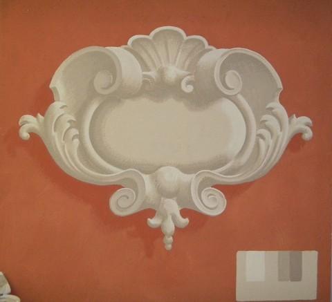 Arte sui muri decoratori genova restauro facciate dipinte decorazione trompe l oeil decoratori - Decorazioni sui muri ...