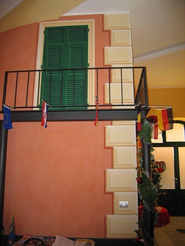 Arte Sui Muri Decorazione Camera Bambini Pannelli Decorati