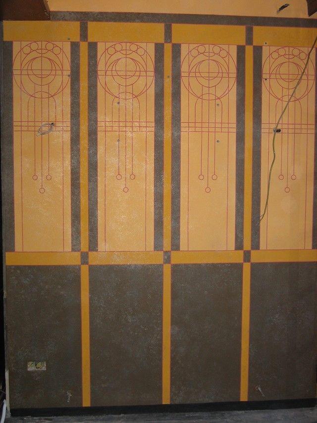 Arte sui muri decorazione camera bambini pannelli - Decorazione muri interni ...